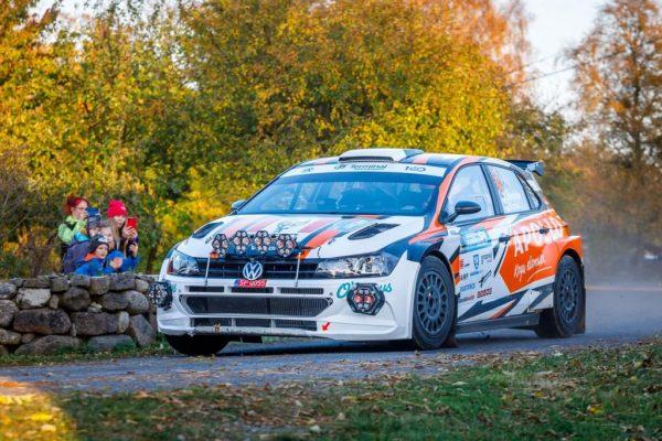 Saaremaa Rally - GL asfalt